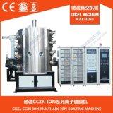 3m 6m Gold, Rosen-Gold, schwarzes PVD Vakuumbeschichtung-Gerät für Edelstahl-Rohr