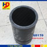 Doublure automatique de vente chaude de cylindre de l'engine 6D170 pour Mitsubishi (6162-25-2210)