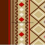 100%Polyester ковер Pigment&Disperse напечатал ткань для комплекта постельных принадлежностей