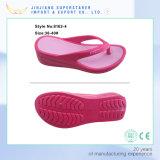 Hoge de dames hielen de Enige Pantoffels van de Wipschakelaars van EVA van Vrouwen Sandals