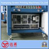Une machine semi automatique d'imprimante d'écran d'étiquette de couleur pour l'impression d'étiquette