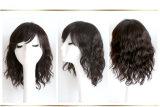 Virgem brasileira de cabelo humano Peruca/Full Lace Peruca