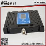 GSM/WCDMA Amplificador de señal para el hogar Oficina/Negro doble banda Amplificador de señal 2G 3G de repetidor de señal