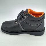 Schoenen Ufe035 van de Veiligheid van het Leer van het Nitril de RubberPu van Utex Goedkope