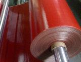 La temperatura alta resiste la tela de cristal cubierta silicón