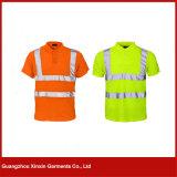 La sûreté bon marché faite sur commande d'usure de sûreté vêtx le vêtement de sûreté (W46)