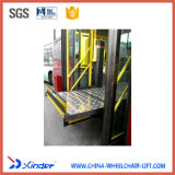 セリウムの電気及び油圧車椅子用段差解消機(WL-STEP-1200)