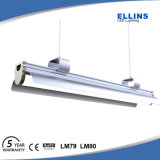 5 ufficio della garanzia 130lm/W di anno che appende l'indicatore luminoso chiaro del pendente del LED