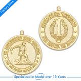 Médaille argent personnalisé Whollesale Rugby Pour souvenir