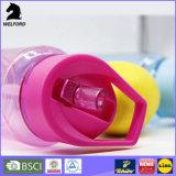 Качество еды выдвиженческое BPA освобождает бутылку воды спортов пластмассы 700ml
