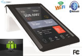 Terminal tenu dans la main mobile Gp7002 de position d'androïde avec l'imprimante de tablette de 7 pouces