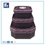 Коробка бумажного подарка упаковывая для ботинок/электронно/мешки/одеяния/бутылки
