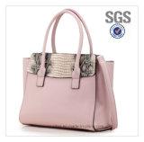 Señora de cuero Fashion Handbag de la PU del OEM del fabricante de Guangzhou