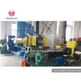 HDPE Film die Pelletiserend Machine recycleert
