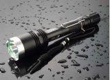 CREE U2 LED taktische Taschenlampen-Superfokussierenfackel
