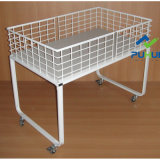 Table en métal Rollable Dump (PHY525)