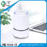 Очиститель Gl-2103 воздуха Destop с голубым светом СИД для домашней пользы