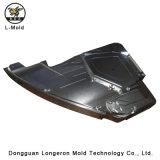 Moulage de composant en plastique de plaque de berceau pour l'automobile