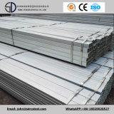 Tubulação de aço quadrada Pre-Galvanizada S355jo de ERW
