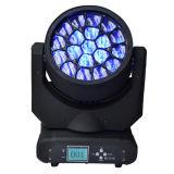 Глаза 12W x пчелы свет этапа луча сигнала мытья 19 RGBW СИД Moving головной