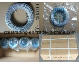 Corde à fil d'acier galvanisé 7 * 37 à 4,7 mm