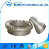 カスタムステンレス鋼の投資の鋳造製品