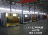 Fornitore di polverizzazione del macchinario della metallizzazione sotto vuoto del magnetron di vetro Basso-e caldo di vendita