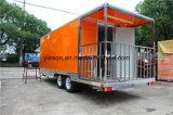 campista móvel longo Van de 5.8m para a venda dos EUA