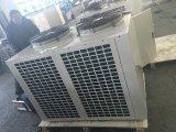 空気によって冷却されるボックスタイプ冷却装置圧縮機のコンデンサーの単位