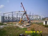 Prefab светлый стальной пакгауз/Pre-Проектированное стальное здание