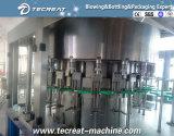 Máquina de relleno automática de Tribloc del agua de botella que capsula que se lava 5L