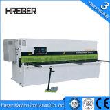 Máquina para corte de metales QC12y-6X4000 para el espesor de 6m m y la longitud de 4000m m