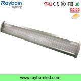 Indicatore luminoso 200W 1500mm della baia della Tri-Prova lineare di IP65 LED alto con il coperchio libero delle bande