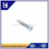 Aço parcial da linha da alta qualidade/parafuso de batida auto do ferro