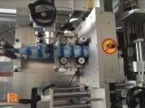 Máquina de escritura de la etiqueta automática de la botella para la máquina de etiquetado material del PVC