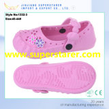 New Arrival Cute Girls Clogs Sandales de jardin respirant EVA Shoes