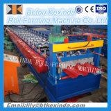 Kexinda steel deck de telhado de metal frio lado a máquina de formação de rolos