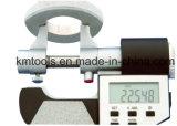 50-75 mm cinco botones de pantalla digital dentro de un micrómetro electrónico
