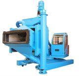 高度の移動式ショットブラスト機械