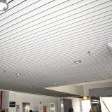 Teto vertical de alumínio para decoração interior