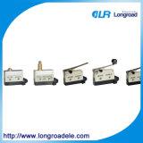 Commutateur de limitation de modèle de série KM, interrupteur électrique de haute précision