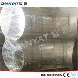 (304/304L, 316/316L, 317/317L, 321/321H) codo del acero inoxidable de la Bw-Guarnición A403