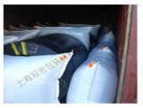 Poly-Woven reutilizables bolsa de aire de relleno el área de influencia en la separación de bienes