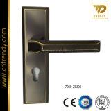 Möbel-Befestigungsteil-Zink-Legierungs-Hebel-Verriegelungs-Tür-Platten-Griff (7069-z6305)