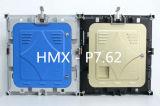 Tela de indicador interna do diodo emissor de luz da cor P7.62 cheia para anunciar