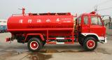 15000 L 6 Rad-Feuer-Wasser-Tender-LKW 15 Tonnen Wasser-Becken-Fahrzeug-