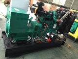 Jogo de gerador ajustado de geração Diesel trifásico da potência 150kVA da C.A. Cummins