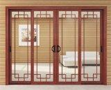 Дверь сползая стекла двойной застеклять Hongtai As2047 стандартная стандартная