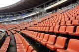 Medios de comunicación y eventos públicos del asiento del estadio de plástico
