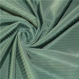 50d 360t 물 & 바람 저항하는 아래로 재킷에 의하여 길쌈되는 환영 다이아몬드 격자 무늬 자카드 직물 63.5% Polyester+ 36.5% 나일론 혼합하 길쌈 Intertexture 직물 (H062)